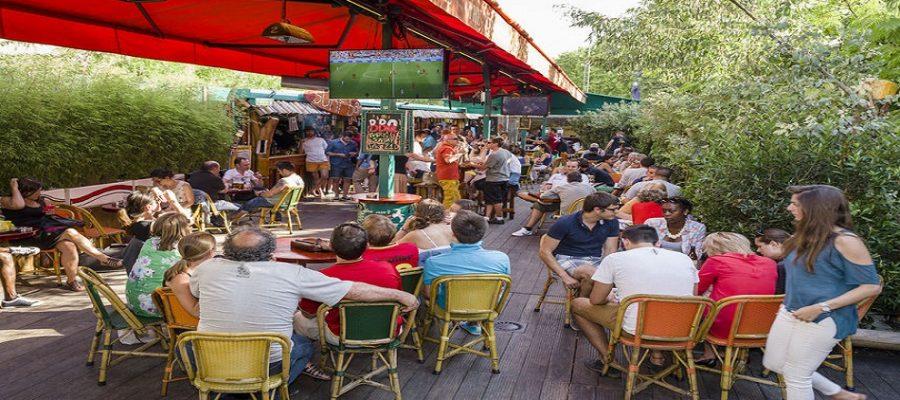 Que mange-t-on dans les espaces australiens de Paris ?
